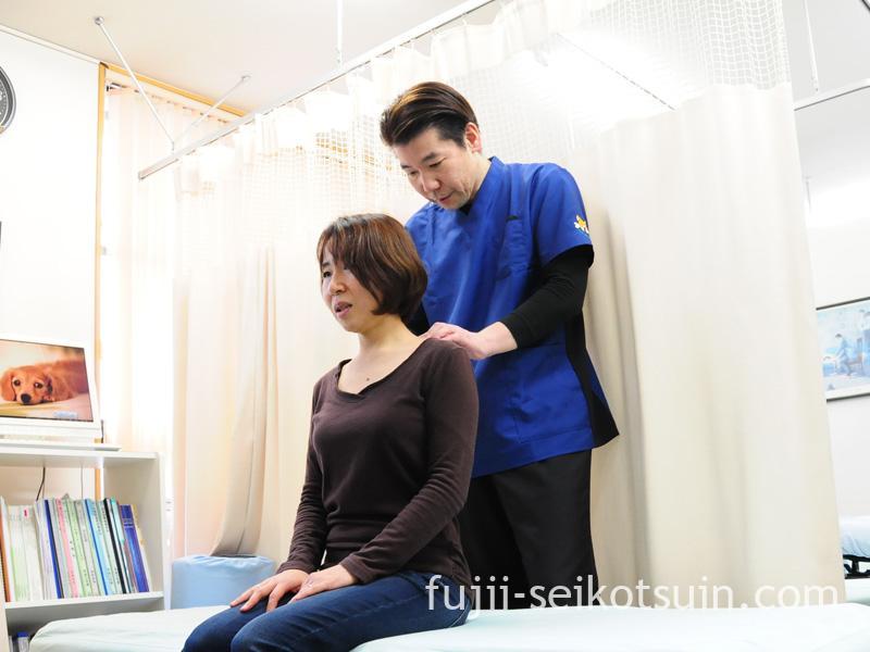 ギックリ腰の治療