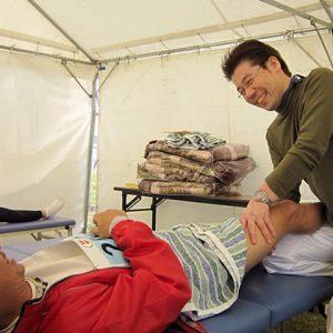 加古川マラソン救護ボランティア活動(1999〜2011:13年間)