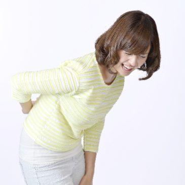 【最終的にはギックリ腰(急性腰痛)の症状でした。】20代 女性