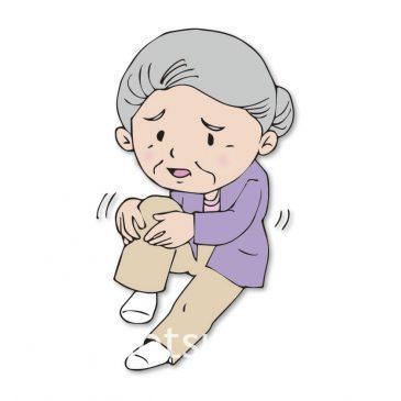 【実は鵞足炎(がそくえん)の痛みであったという例】 膝の痛み 内側