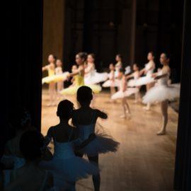 【当院は、バレエを一生懸命に頑張っている少女を応援しています】院長ブログ更新 2017.9.20