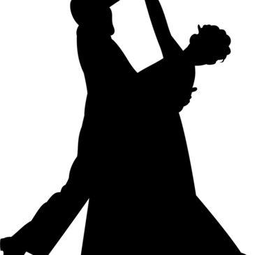 【社交ダンスを楽しむ女性もバランスを整えることが大切ですよ】肩の痛み