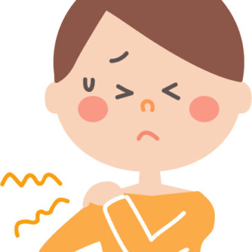 【40歳代の加古川在住の女性が、「急に肩が痛くなって寝ることができないのでなんとかしてほしい」と訴え来院されました】